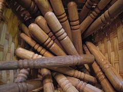 Thai Foot Massage Sticks