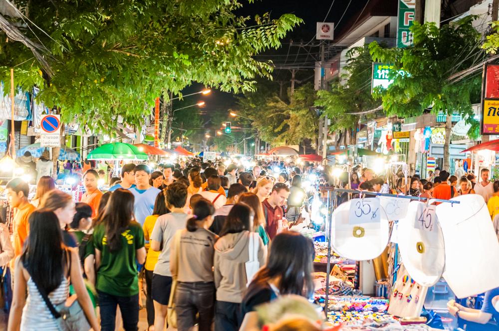 Walking Market