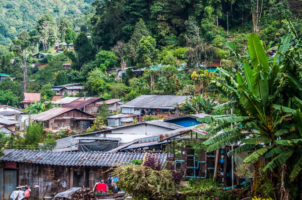 Village in Thailand