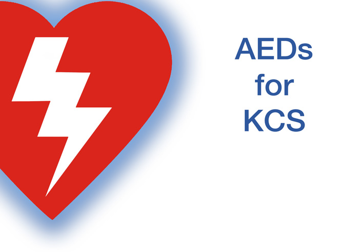 AEDs for KCS